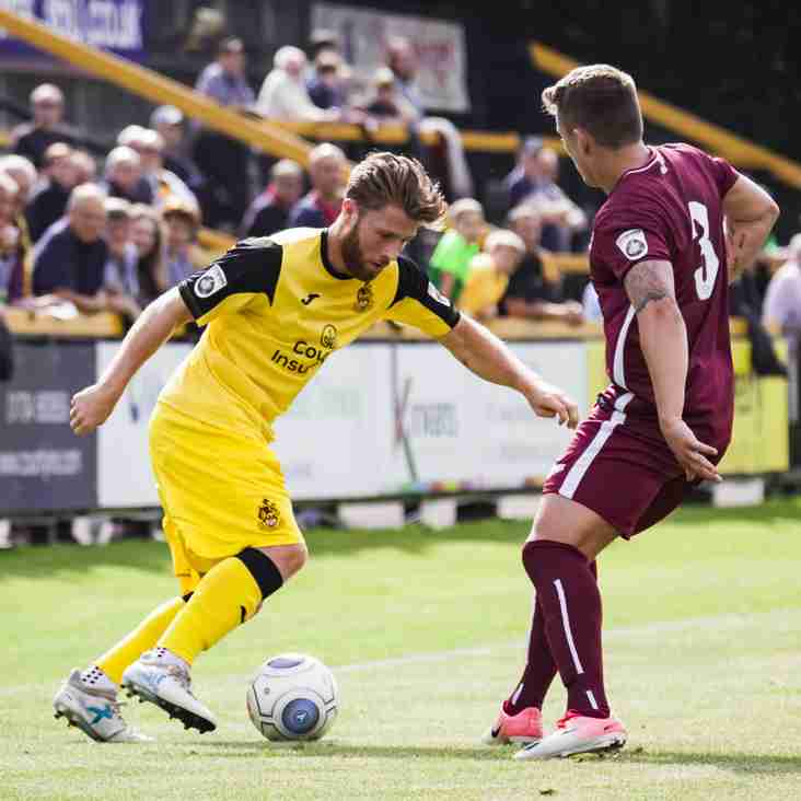 Harrogate 'Best Yet' Suggests Southport Manager Lewer