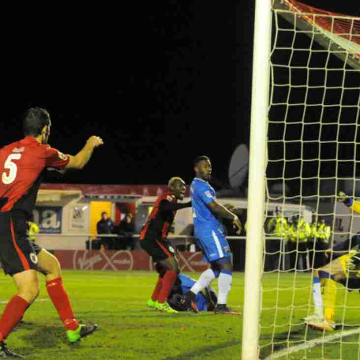 There's A Plan In Place, But First The Cup For Brackley