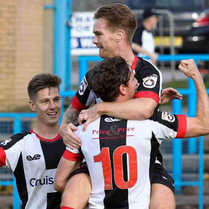 "Chorley Were ""OK"" But Jansen Wants More"