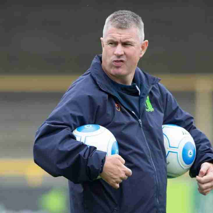 No Moore Waiting As Micky Gets Barrow Job On Full Time Basis