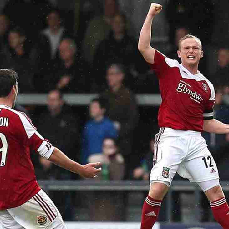 Keates Looking To Strengthen His Wrexham Hand