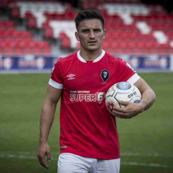 Redshaw: Salford City Are The Side They All Want To Beat!