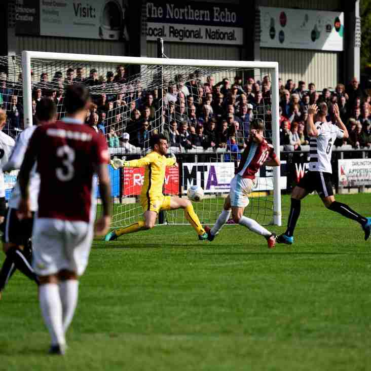 Gray Draws A Line Under Darlington's FA Cup Disaster