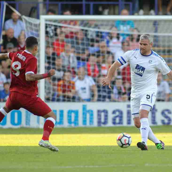 Mellon: Wrexham's Early Red Made Life More Difficult For Tranmere