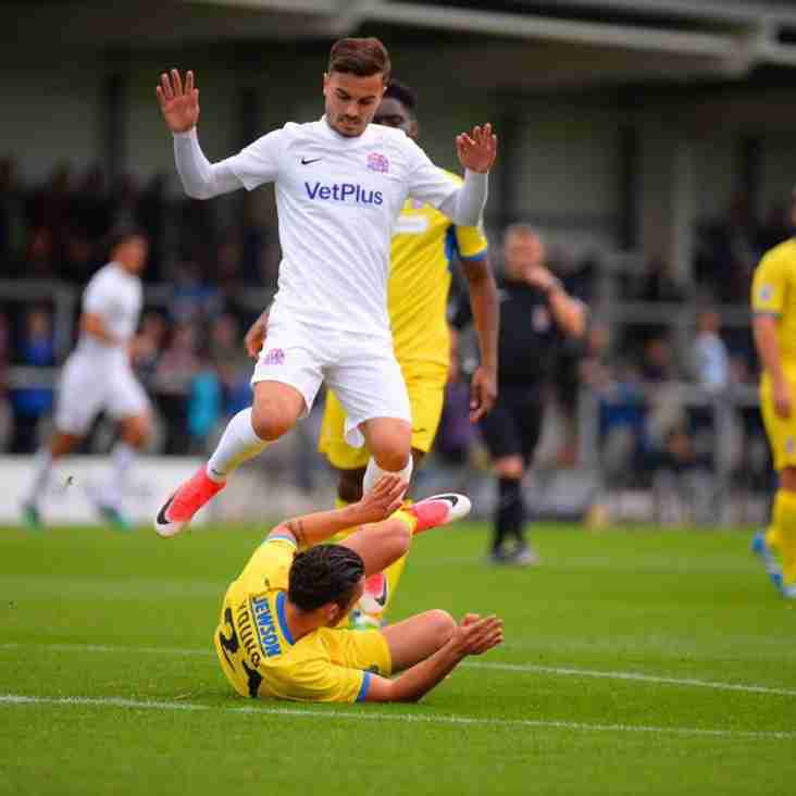 Coasters Manager Challinor: I'm Angry