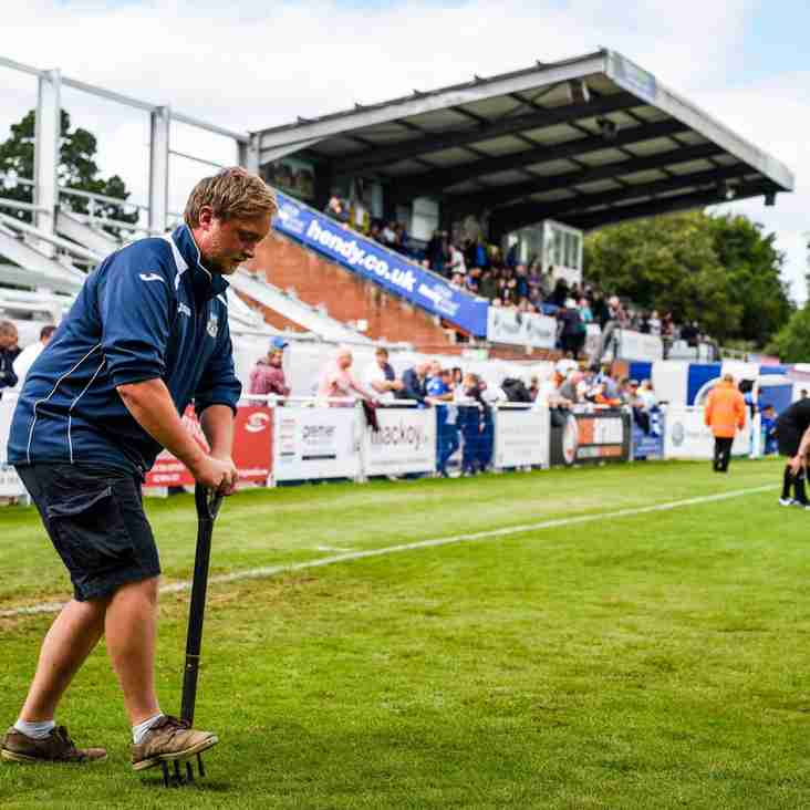 Spitfires Explain Their Pitch Problems Following Call Off