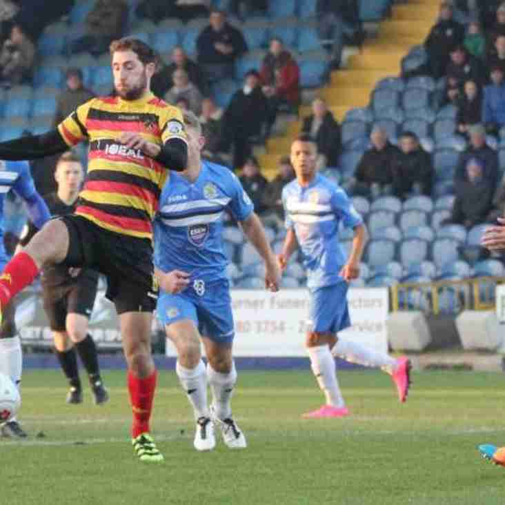 Bower Knows Kidderminster Will Finish In Play-offs