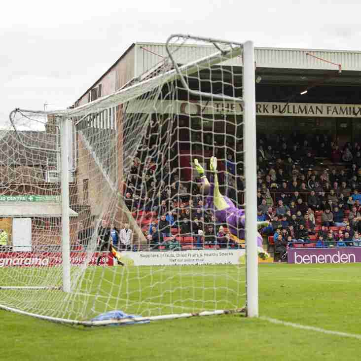 Parkin Notices The Difference At York City Already