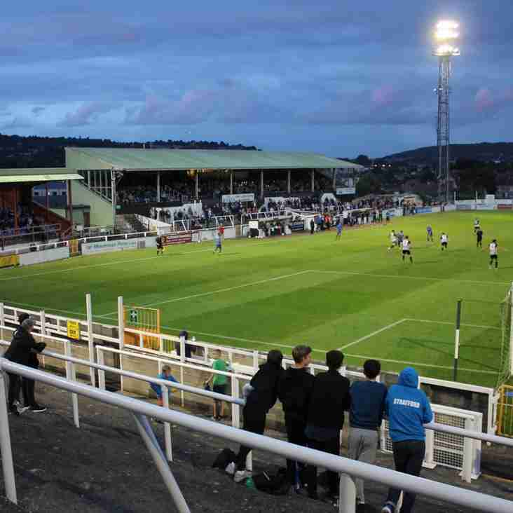 Understanding Reached Over Twerton Park Redevelopment