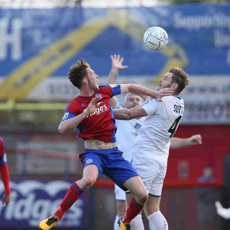 Tranmere Boss Accepts Shots Deserved Late Winner