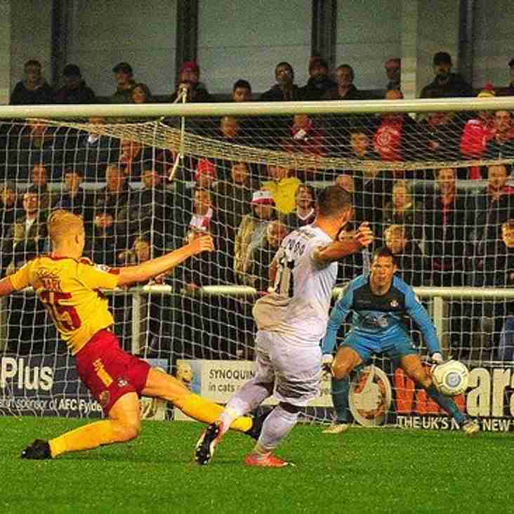 Challinor Adds A Real Leader To His AFC Fylde Pack