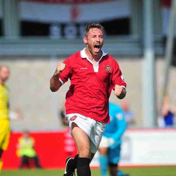 Greaves Proud To Lead FC United At 'Sad Time'