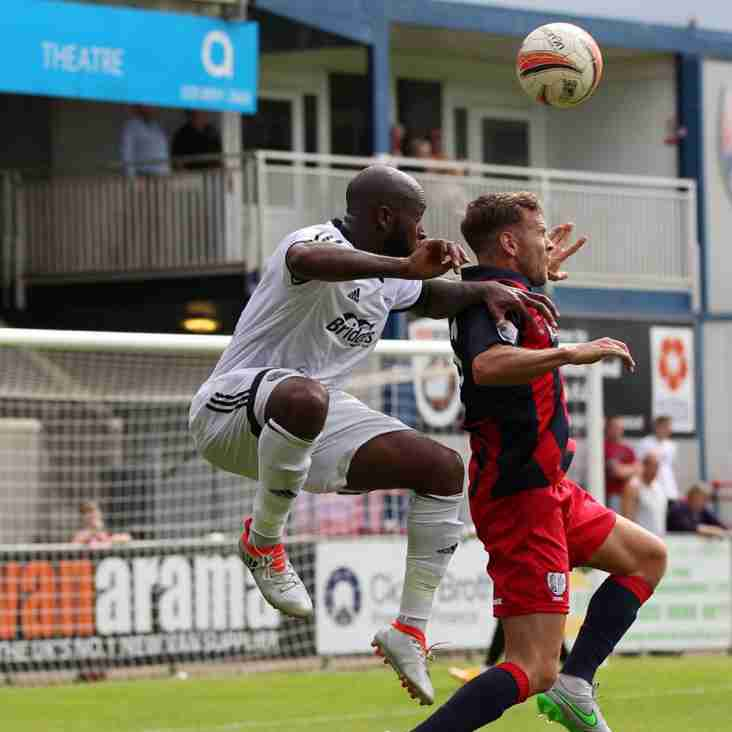 Second Striker Exits As Moss Leaves Beavers