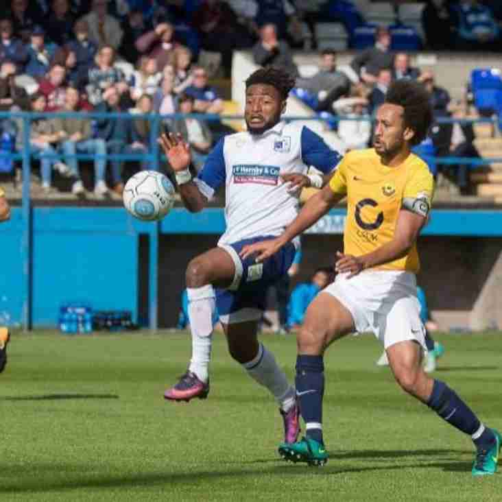 Gulls Won't Throw In The Towel Despite Eastleigh Defeat