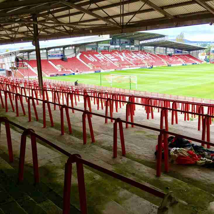 A Huge Crowd Is Expected At The Racecourse Ground