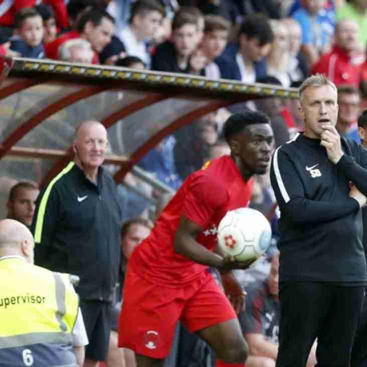 We Needed That! Orient Attitude Praised By Davis