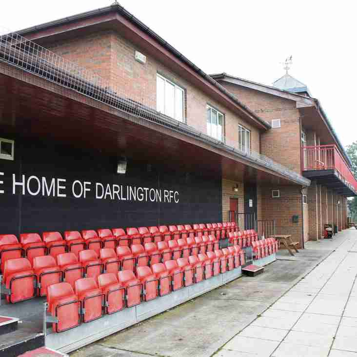 Now Big Pledging Darlington Fans Raise The Roof!