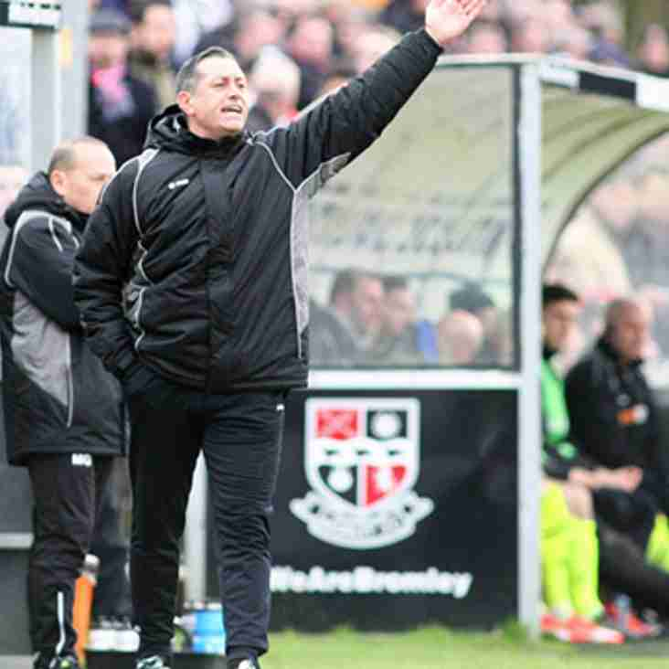 Now Let's Grab A Play-off Place Says Smith