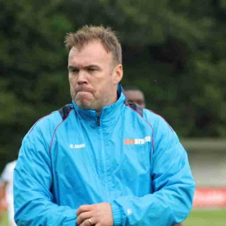 Wilkinson Left Almost Speechless By Wealdstone Win