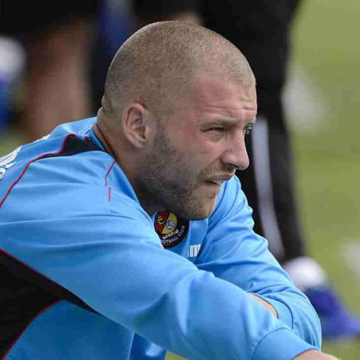 Coulson Takes Confidence From Before FA Cup Calamity