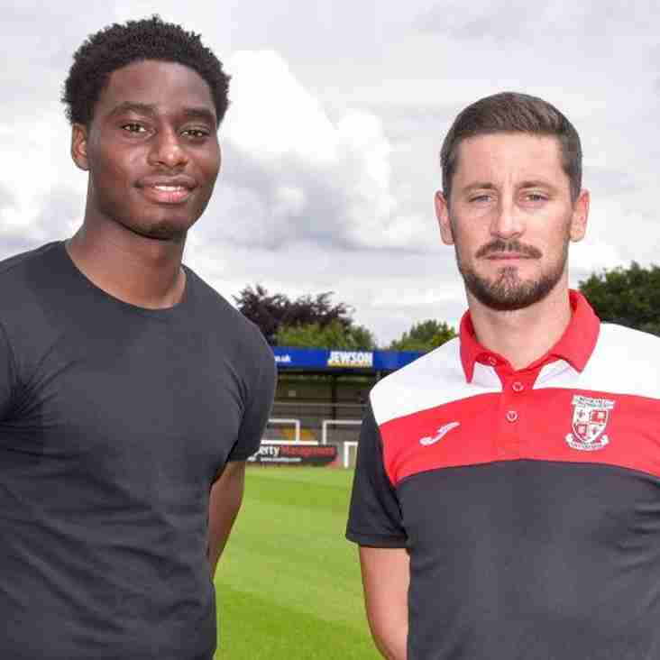 Wynter Working His Way Back Up The Ladder With Woking