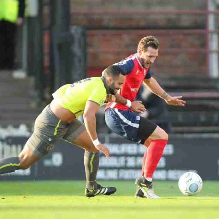 Martin Leaves York City Following 'Disciplinary Issue'