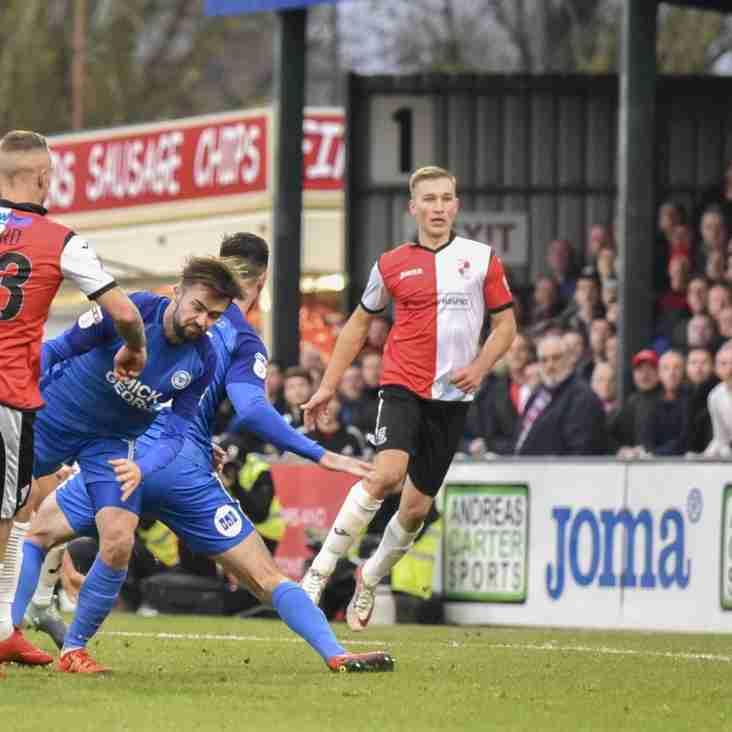 Limbrick: We Should Have Beaten Peterborough
