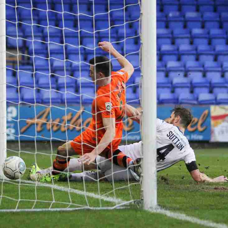 It's Ritchie Pickings! Rovers Share The Love To Delight Mellon
