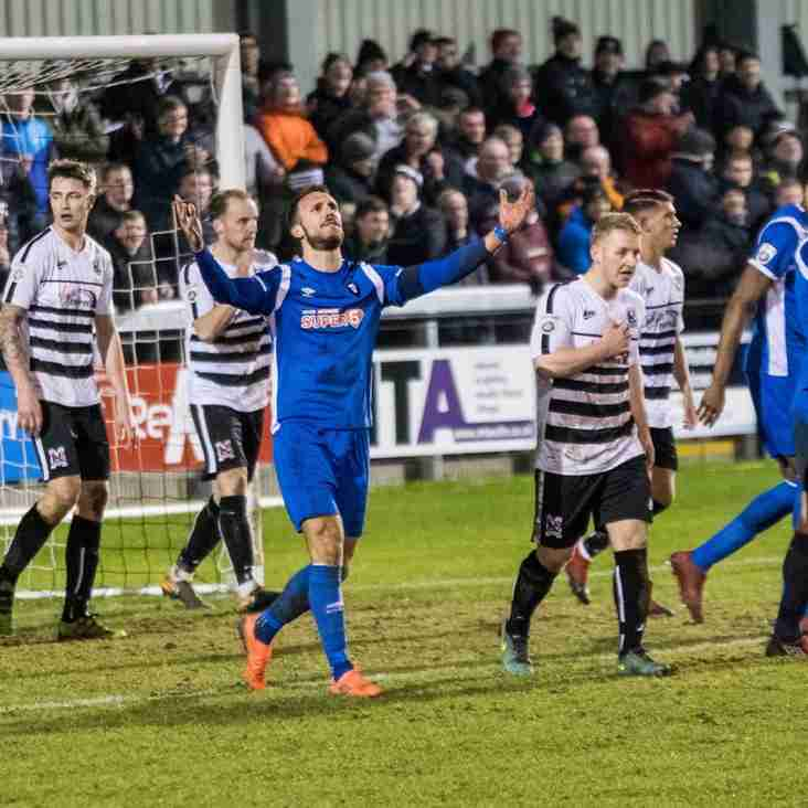Darlo 'Must Change Their Approach To Matches' Says Tommy