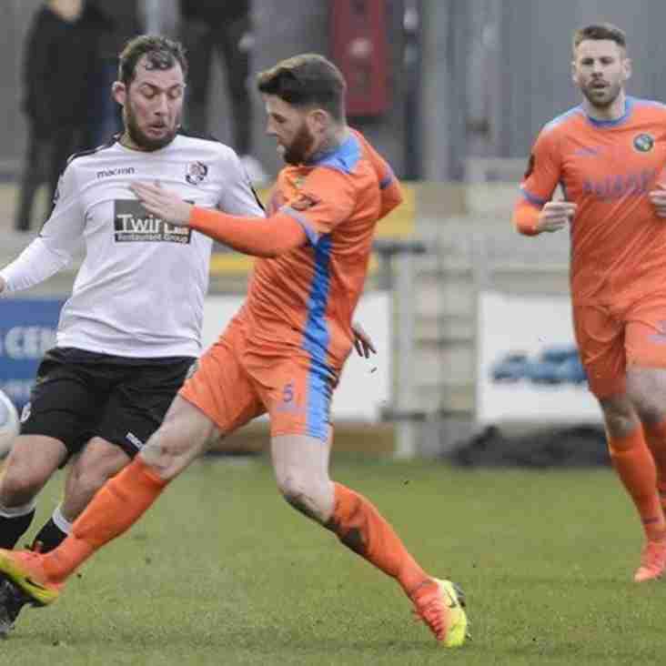 Burman Plays Down Importance Of Dartford's 'Big Win'