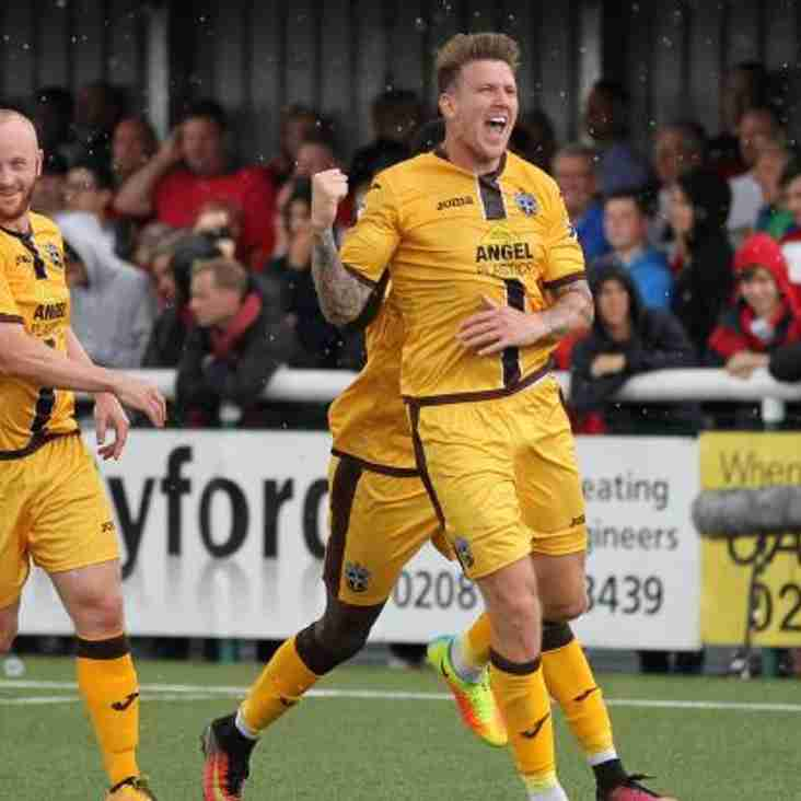 It's A TV Turn On! Sutton Are On The Wright Track Again