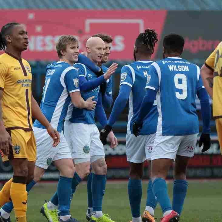 Askey: It's Time To Show The Silkmen Have Title Resolve