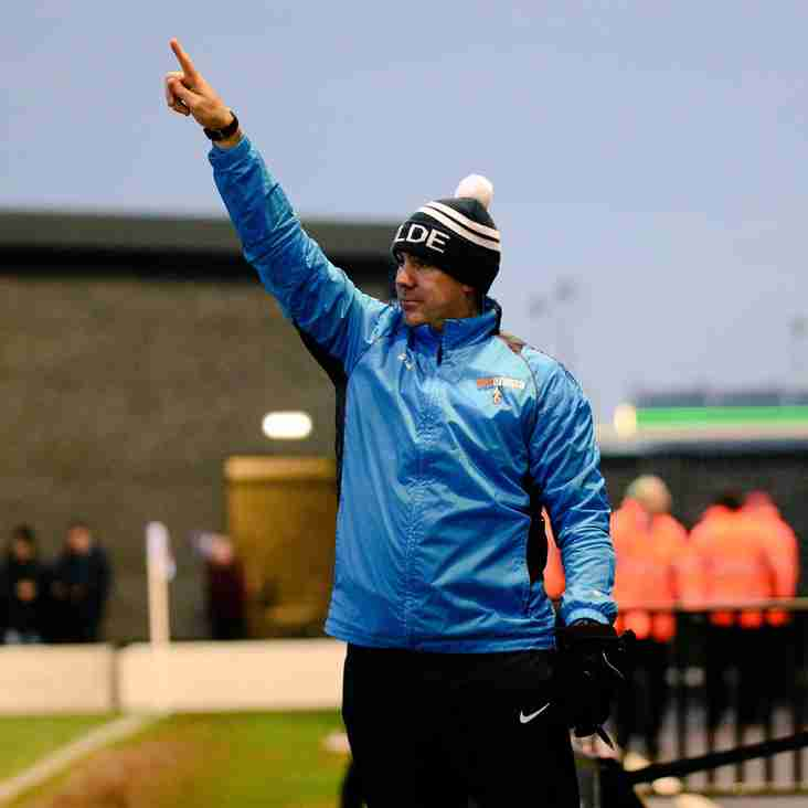 Tough January Took It's Toll Says Fylde's Manager Challinor