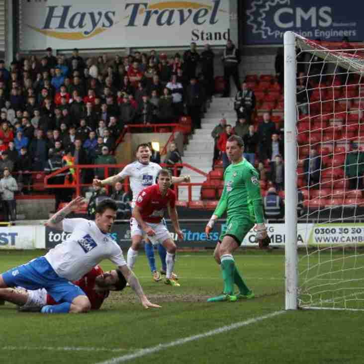 Trip To Tyneside Is A Whole New Ball Game For Wrexham