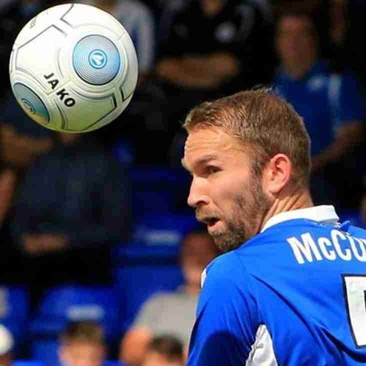 Fresh Blow For Chester As Captain McCombe Departs
