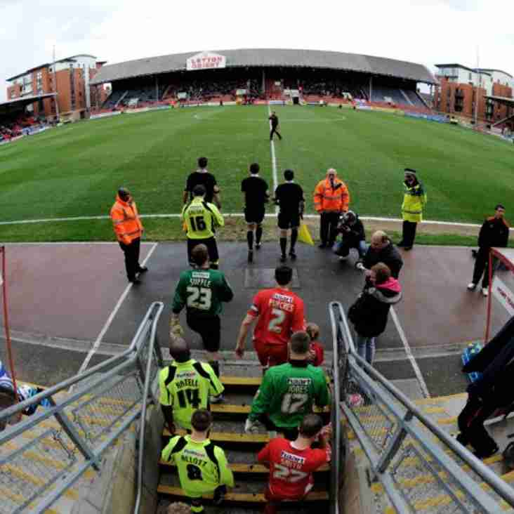 Big Summer Spruce Up Is Planned At Brisbane Road