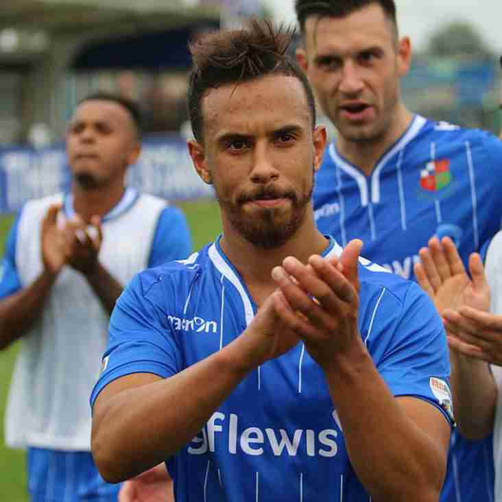Wealdstone Ease To A Comfortable Monday Night Win