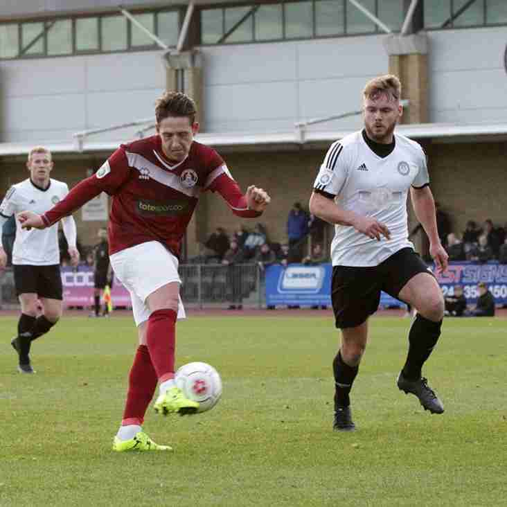 It's Time For A New Direction Say Hungerford Town