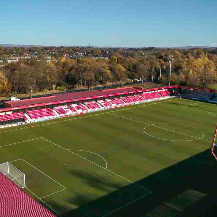 Salford's Match With Tamworth Called Off Late On