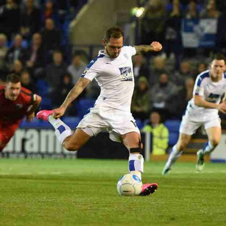 Rovers' Powers Of Recovery Are Pleasing For Mellon