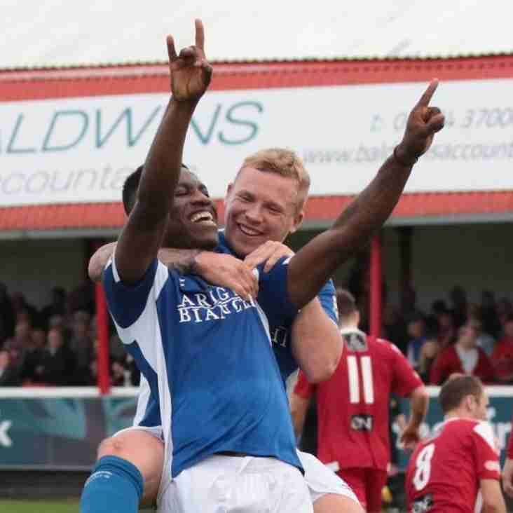 Durrell Senses The Silkmen Have The Foxes' Swagger