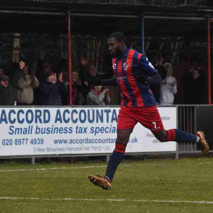 Team Of The Weekend: National League South