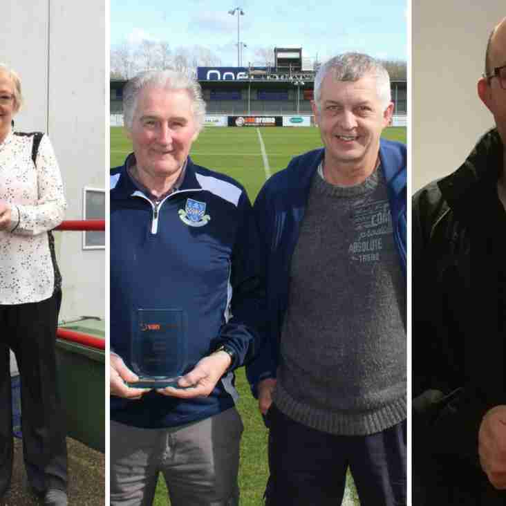 Meet Your Inaugural Vanarama National League Volunteers Of The Month