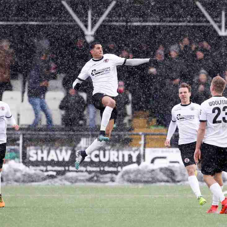'Phenomenal' Dennis Is Bromley's FA Trophy Menace