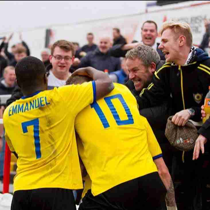 It's A Free For All At Maidenhead United Later This Month