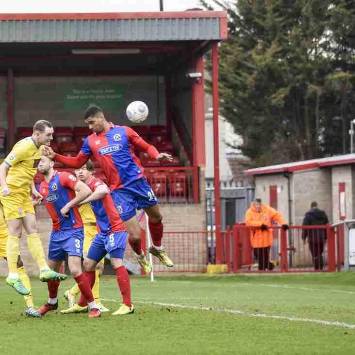 Goodliffe Wants A Woking Lift By Winning Tonight