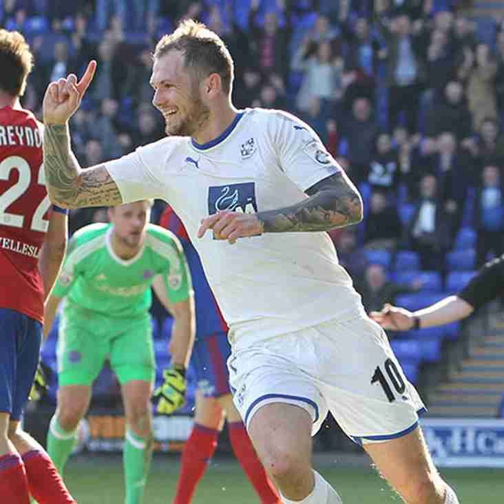 In With A Title Chance? Mellon Won't Talk Up Tranmere Chances