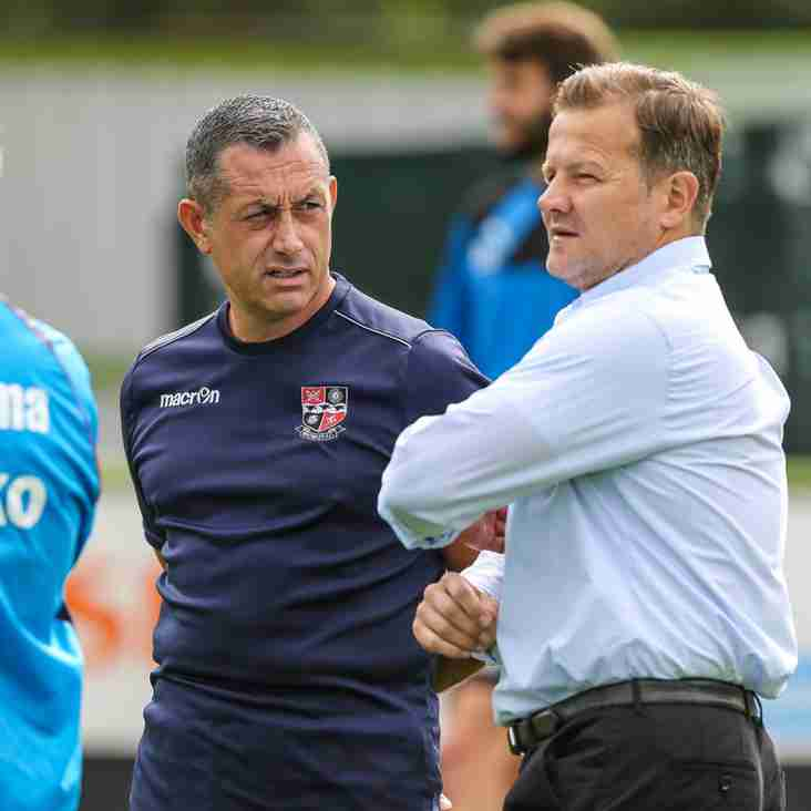 There May Be One More Twist Predicts Bromley Boss