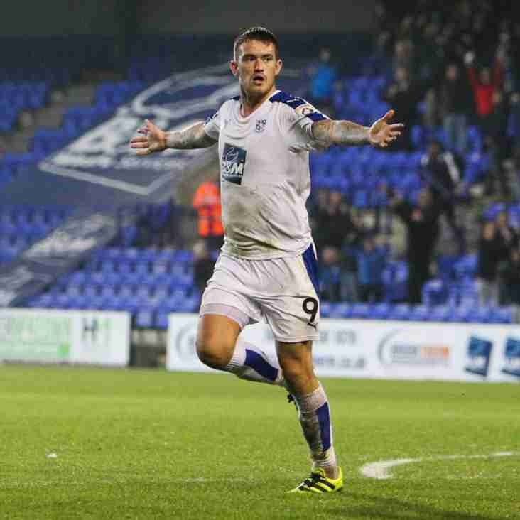 It's Just The Ticket! Tranmere Have Fan Power On Their Side