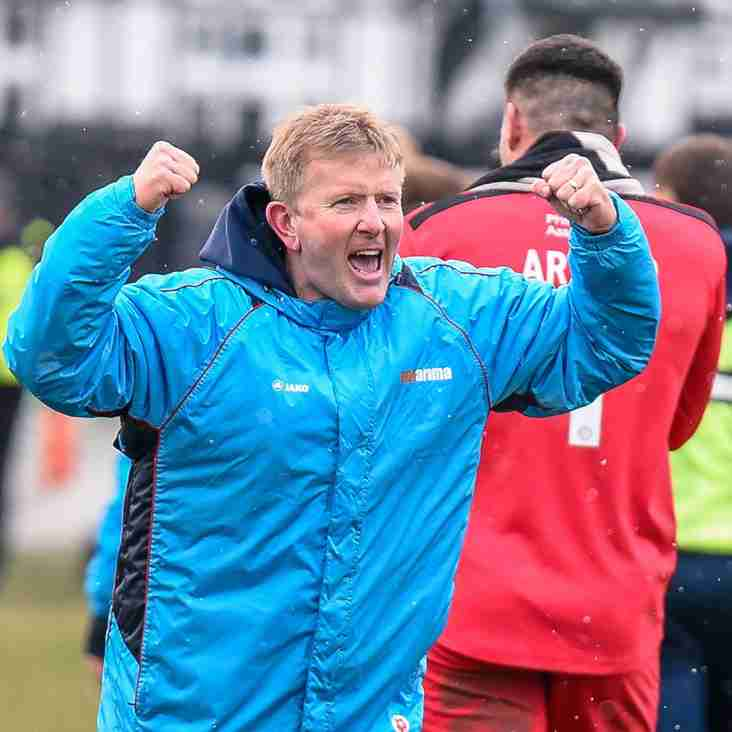 Pennock Appears To Be Staying Put At Holker Street